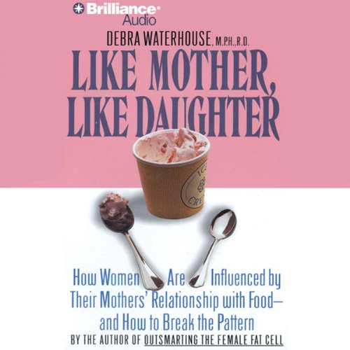 Like Mother, Like Daughter audiobook cover art