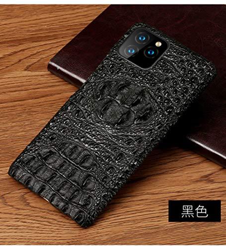 HAFJFKA Funda del teléfono para 11 Pro MAXpara11 Case XR XS MAX 7 8, Negro, para iPhone 5 5s
