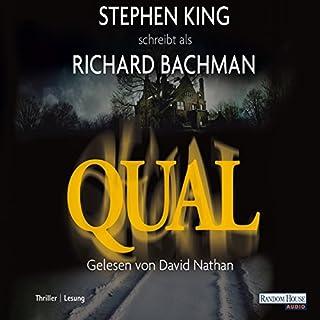 Qual                   Autor:                                                                                                                                 Stephen King                               Sprecher:                                                                                                                                 David Nathan                      Spieldauer: 10 Std. und 30 Min.     620 Bewertungen     Gesamt 4,2