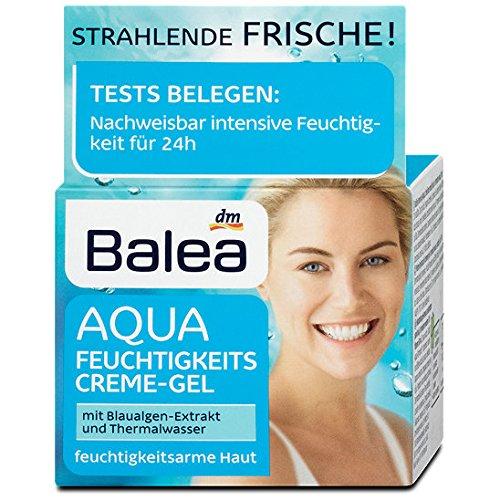 Balea Aqua Feuchtigkeits Creme-Gel, 50 ml