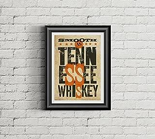 CHRIS STAPLETON Inspired Poster Print | 11x14 | George Jones | David Allan Coe | Country Music | Wall Art