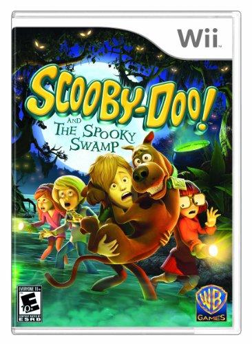 Warner Bros Scooby Doo & The Spooky Swamp