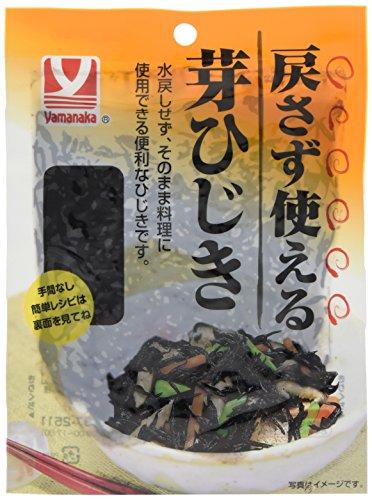 ヤマナカフーズ 戻さず使える芽ひじき 60g×4個