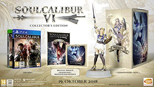 SoulCalibur VI - Collector's Edition - [PlayStation 4]