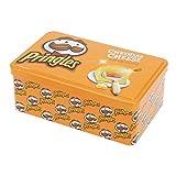 Retro Kellog 's Design Kuchen Keks Müsli Aufbewahrungsdose Geschenk-Box Rectangle Cheddar Cheese Tin