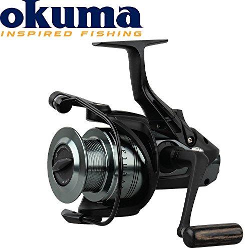 Okuma Aventa BF AB-5000 6+1bb inc. Ex. Alu. spool Freilaufrolle