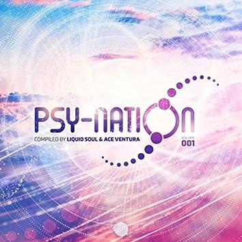 Psy-Nation, Vol. 001