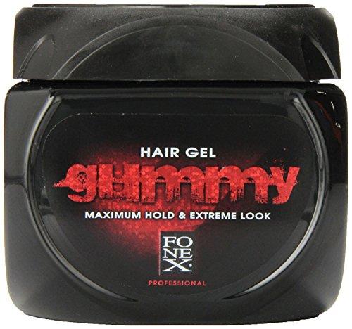 Gummy Hair Gel, 23.5 Fl Oz,Regular,700ml