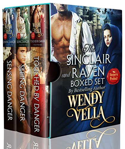 The Sinclair & Raven Series: (Books 1-3) A Regency Romance Collection (English Edition)