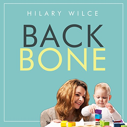 Backbone audiobook cover art
