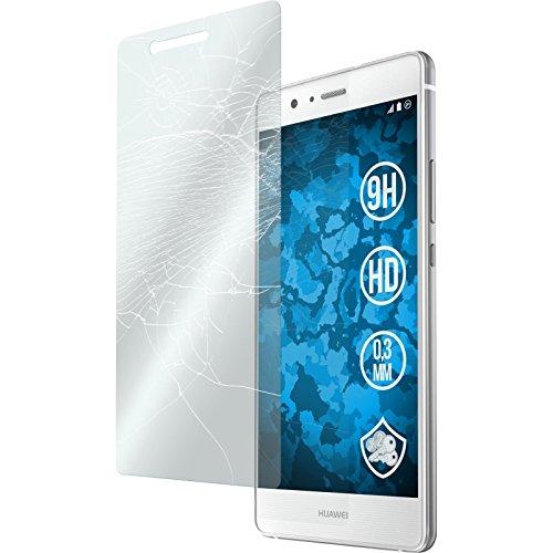 PhoneNatic 1 x Película Protectora de Vidrio Templado Claro Compatible con Huawei P9 Lite Películas Protectoras