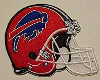 Buffalo Bills Embroidered PATCH~3 1/8