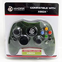 Hydra Performance Wired Controller Game Pad S-Type for XBOX - Clear Green