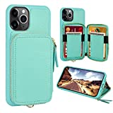 iPhone 11 Pro Wallet Case,ZVE iPhone 11 Pro Case with Credit Card...