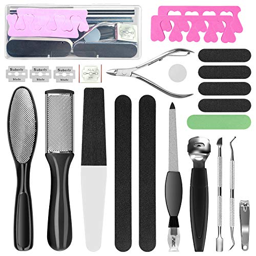 Manords 20 in 1 Professional Pedicure Kit Now $12 (Was $29.99)