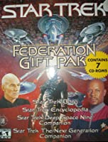 Star Trek Federation Gift Pak (輸入版)