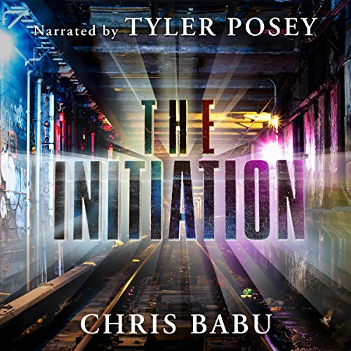 The Initiation audiobook cover art
