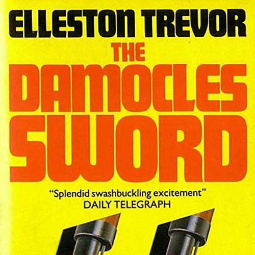 The Damocles Sword audiobook cover art