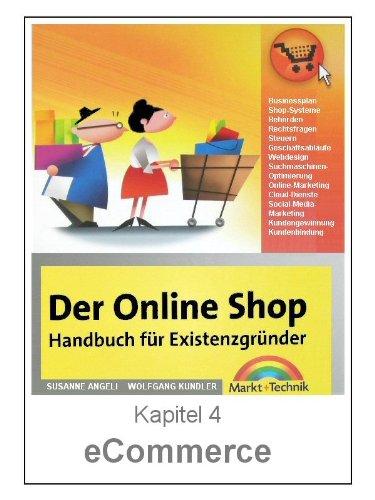 eCommerce - eBusiness, Domainauswahl und Datensicherheit (OnlineShopBuch 4)