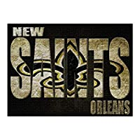 FOCO New Orleans Saints Wood Puzzle