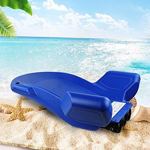 FXQIN Tabla de Surf eléctrico - Adulto Inteligente Somatosensorial Surf Tablero Flotante Agua Niños Natación Paddle Pool Toy (Azul)