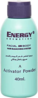 Energy Cosmetics Hair bleaching system , Quick and effective , 3434429