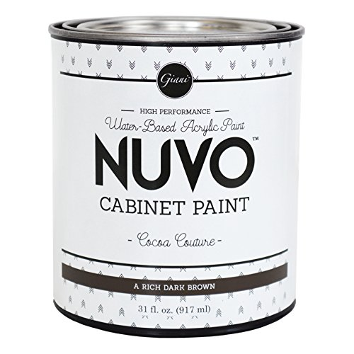 Nuvo Cabinet Paint (Cocoa Couture) Quart