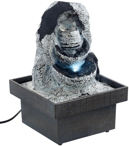 Fontaine lumineuse Rocher [Infactory]