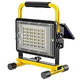 MJJLT LED-Arbeitsleuchte, 200 W Tragbarer...
