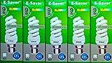 E-Saver Energy-Saving Bulbs