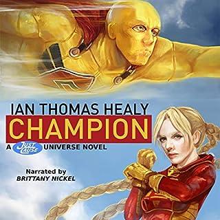 Champion audiobook cover art