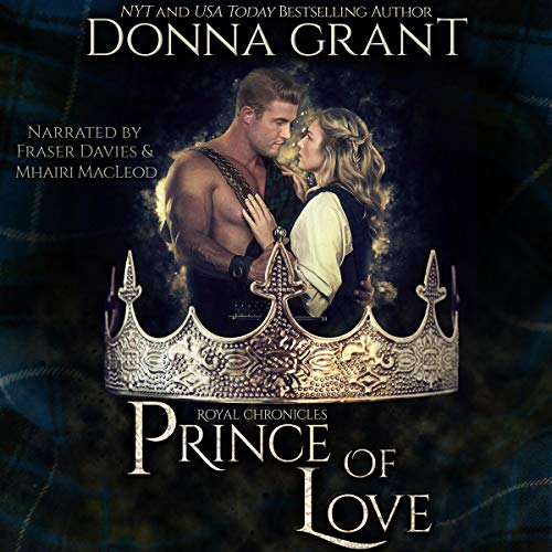 Prince of Love Audiobook By Donna Grant cover art