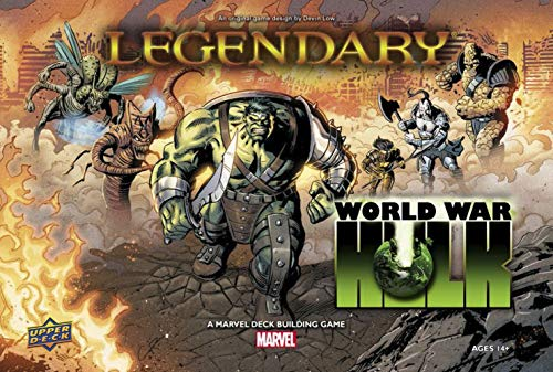 Marvel Legendary: World War Hulk ExpansionMarvel Legendary: World War Hulk Expansion
