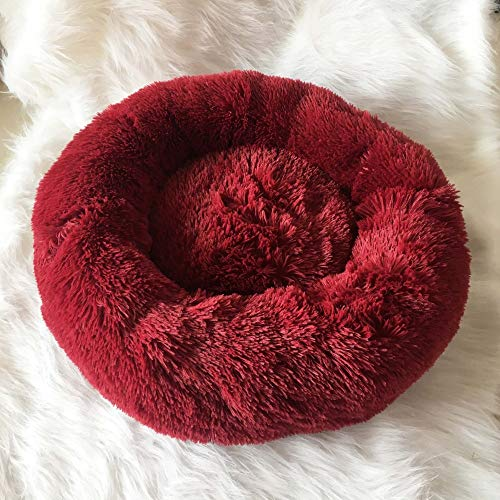 MYYXGS Orthopaedic Washable Dog and Cat Bed Cushion Donut