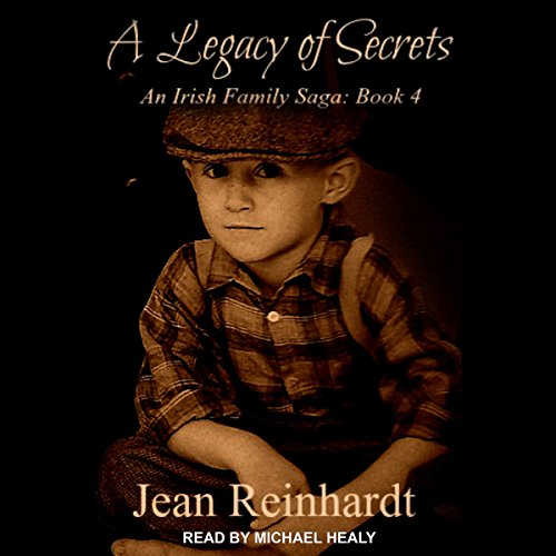 Couverture de A Legacy of Secrets