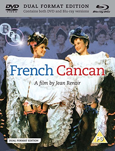 French Cancan [DVD + Blu-ray] [UK Import]