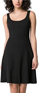 LE CHÂTEAU Fit & Flare Knit Dress