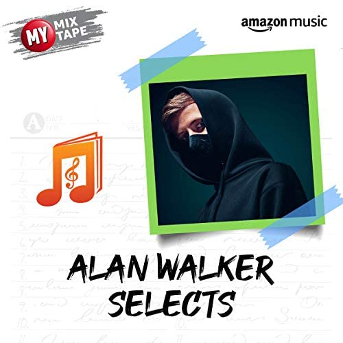 Curated by Alan Walker