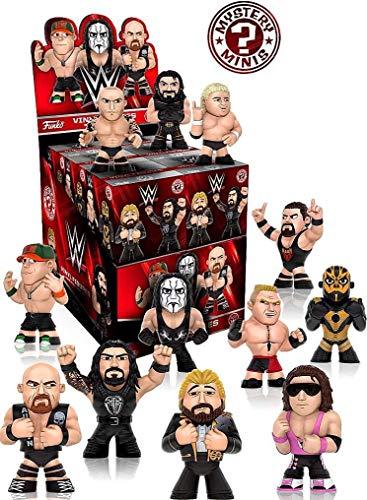 WWE Mystery Minis Series 2 - 12 x Mystery Minis Vinyl Figure