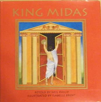 Library Binding King Midas Book