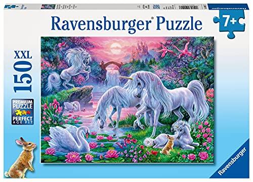 Ravensburger Unicorni Puzzle per Bambini,...