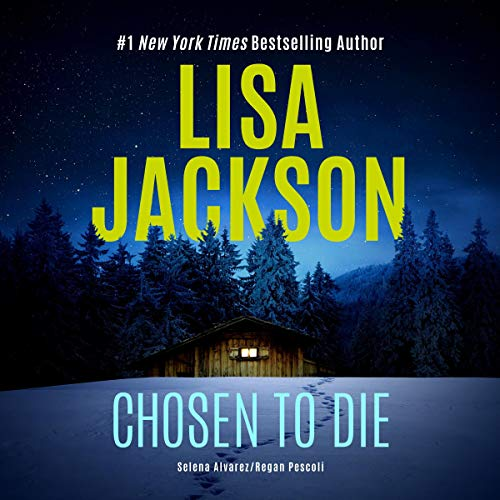 Chosen to Die  By  cover art