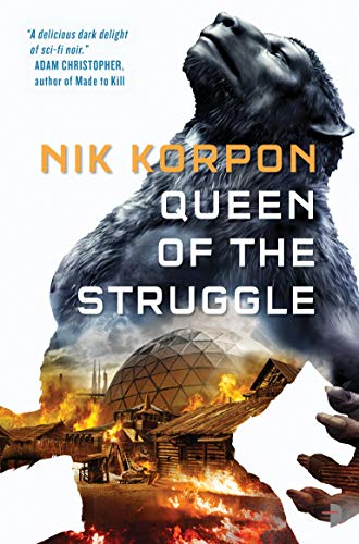 Queen of the Struggle (Memory Thief, Band 2)