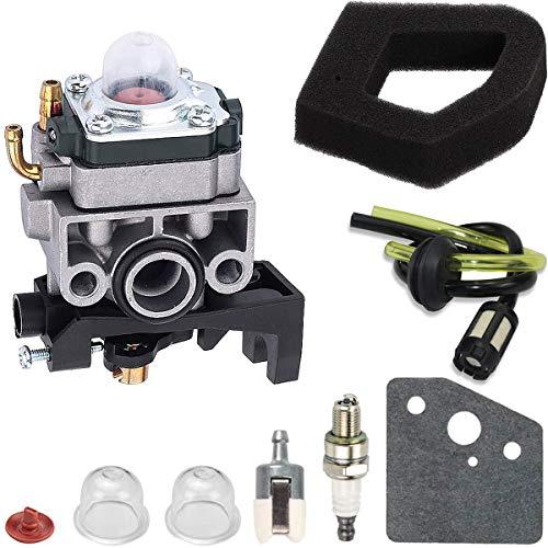 ZAMDOE Carburador de Repuesto para Honda GX35 HHT35 HHT35S, desbrozadora, cortadora de Cepillo GX35NT, Motor de 4 Tiempos, Repuesto 16100-Z0H-825 16100-Z0Z-815 16100-Z0Z-034, con Kit de Ajuste