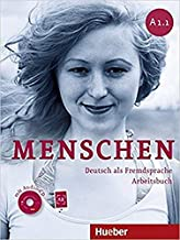 Menschen. A1. Per le Scuole superiori. Con espansione online: Menschen A1/1: Deutsch als Fremdsprache / Arbeitsbuch mit Audio-CD