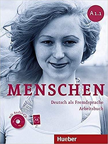 Menschen A1/1: Deutsch als Fremdsprache / Arbeitsbuch mit Audio-CD: Arbeitsbuch A1.1 mit Audio-CD: Vol. 1
