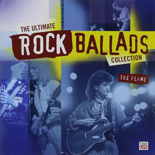 Ultimate Rock Ballads: The Flame-Sm / Various