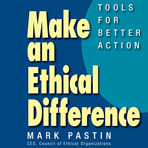 Make an Ethical Difference cover art