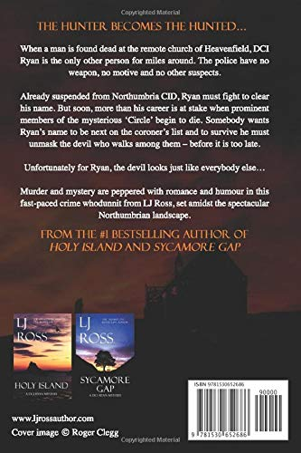 Heavenfield: A DCI Ryan Mystery: Volume 3 (The DCI Ryan Mysteries)
