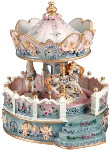Spieluhrenwelt 14111 - Figura de tiovivo